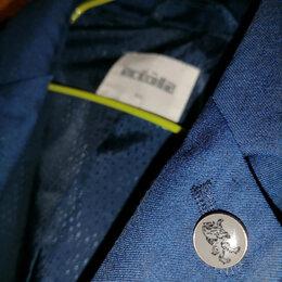 Пиджаки - Пиджак синий , 0