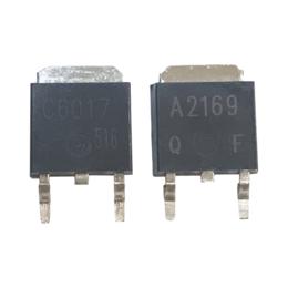 Аксессуары и запчасти для оргтехники - Транзисторы A2169 C6017 Epson L100 L200 SX130 TX11, 0