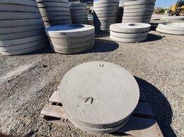 Железобетонные изделия - Плиты днища бетонные ПН 10 для септика, 0