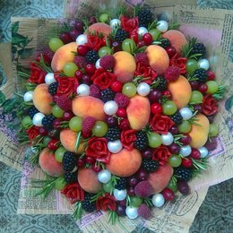 Подарочные наборы - Букеты фруктовые, 0