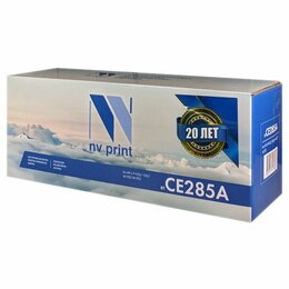 Картриджи - Картридж CE285A HP 85A Новый, 0