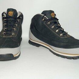 Ботинки - Ботинки «TIMBERLAND». Made in Thailand.   UK – 10,5 или 44,5 по стельке 30 см., 0