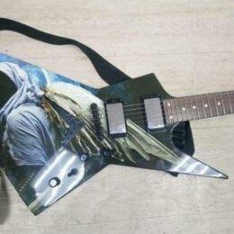 Электрогитары и бас-гитары - Гитара Dave Mustein Signature Zero, 0