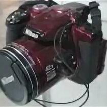 Фотоаппараты - Фотоаппарат Nikon Coolpix Р520, 0