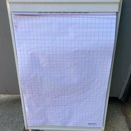 Доски - Доска магнитно-маркерная на подставке, 600х900 мм, 0