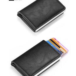 Визитницы и кредитницы - Визитница-кредитница с защитой от считывания, 0