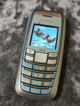 Мобильные телефоны -  Siemens AX75 , Рабочий , Оригинальный , 0