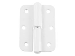 Петли дверные - Петля накладная ПН1-70, с полимерным покрытием…, 0