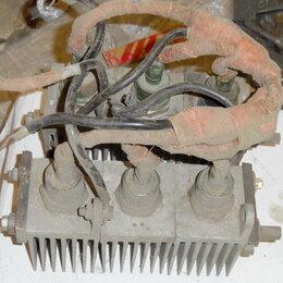Радиодетали и электронные компоненты - мост диодный 200а, 25а. радиаторы для диодов и…, 0