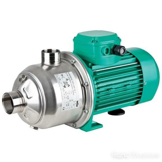 Wilo-MHI 204-1/E/1-230-50-2 насос (4024286) по цене 52438₽ - Элементы систем отопления, фото 0