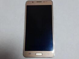 Мобильные телефоны - Samsung Galaxy J5 2016 J510FN Duos 2/16Gb Gold…, 0