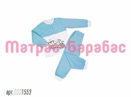 Домашняя одежда - ⭐Детская пижама «Пижама Спящий мишка (синий)»,…, 0