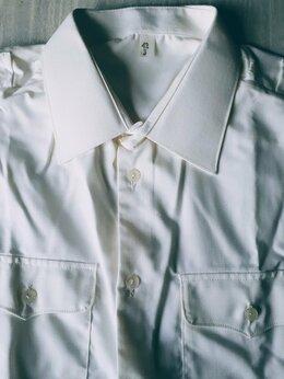 Рубашки - Рубашка парадная белая ВМФ, 0