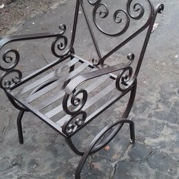 Кресла и стулья - Кресло-кованое, 0