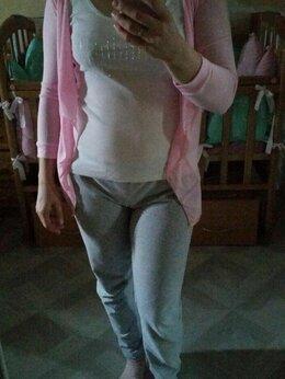 Блузки и кофточки - Тонкий розовый кардиган накидка, 0