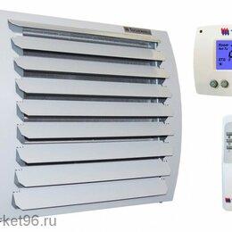 Водяные тепловентиляторы - Водяной тепловентилятор Тепломаш КЭВ-40Т3,5W3, 0