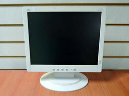 """Мониторы - Монитор ЖК 15"""" 4:3 Acer AL1511 белый, 0"""