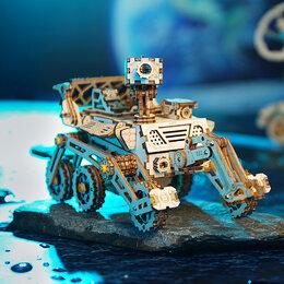 Сборные модели - Конструктор 3D деревянный, сборная модель Harbinger Rover LS402, 0