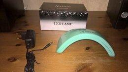 Лампы для сушки - Сенсорная LED лампа Soline Charms 18 ватт, 0