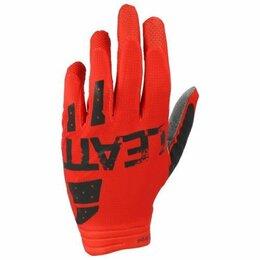Мотоэкипировка - Мотоперчатки LEATT GRipR 1.5 красн, 0