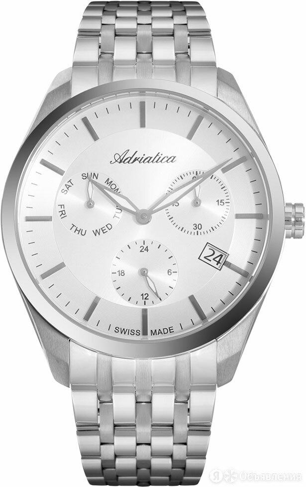 Наручные часы Adriatica A8309.5113QF по цене 24900₽ - Наручные часы, фото 0