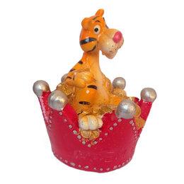 "Копилки - Копилка Тигр в короне ""Моей королеве"" 23, 0"