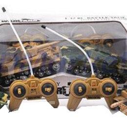 Радиоуправляемые игрушки - Игровой набор танковый бой, 0