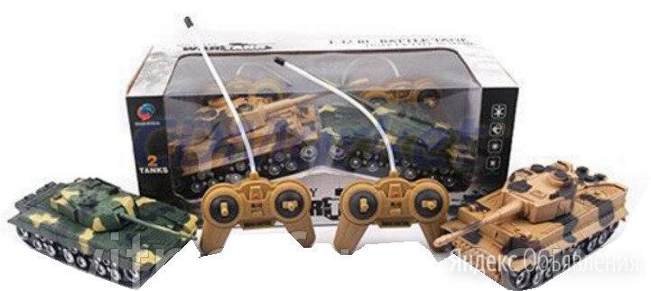 Игровой набор танковый бой по цене 3490₽ - Радиоуправляемые игрушки, фото 0