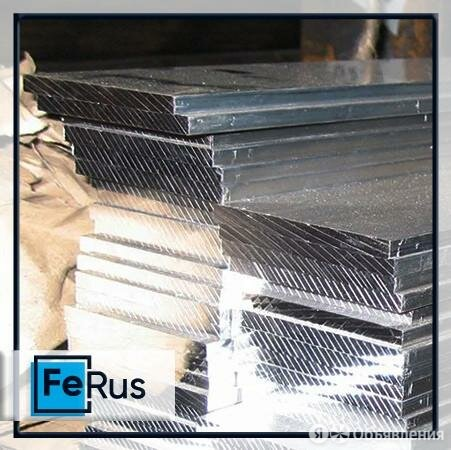 Шина алюминиевая 60х10 мм АД00 ГОСТ 15176-89 от Феруса по цене 250₽ - Металлопрокат, фото 0