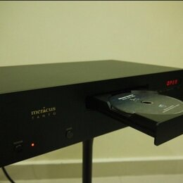 CD-проигрыватели - Hi-End CD-Player Meracus Tanto Made in Germany, 0