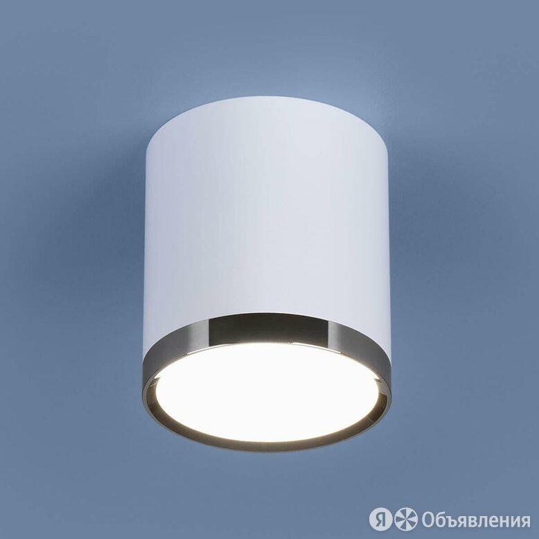 Потолочный светодиодный светильник Elektrostandard DLR024 6W 4200K белый мато... по цене 1260₽ - Люстры и потолочные светильники, фото 0