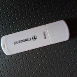 USB Flash drive - Флешка с Windows 10 64ГБ, USB3.1 TRANSCEND, 0