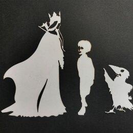 Кукольный театр - Снежная королева теневой театр теней развивающий детский набор, 0