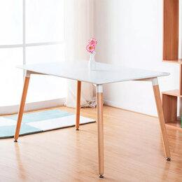 Столы и столики - Прямоугольный обеденный стол, 0