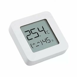 Метеостанции, термометры, барометры - Метеостанция Xiaomi Mijia Bluetooth Hygrothermograph 2 (LYWSD03MMC), 0