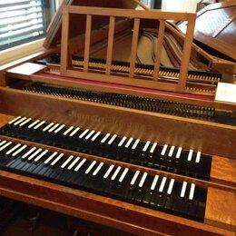 Прочие услуги - Настройка и ремонт фортепиано, 0