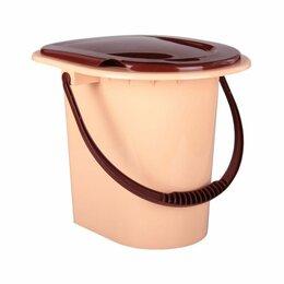Биотуалеты - Ведро туалет 17л, 0