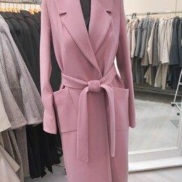 "Пальто - Пальто деми,элегантная классика,цвет""ледяная роза"", 0"