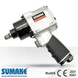 Пневмогайковерты - Пневматический гайковерт SUMAKE ST-55444, 0