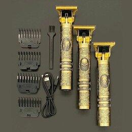 Машинки для стрижки и триммеры - Электрическая мужская машинка для стрижки волос, 0