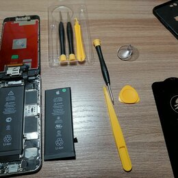 Ремонт и монтаж товаров - Замена аккумулятора iphone, 0