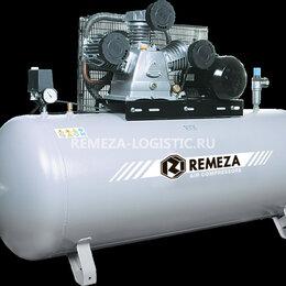 Воздушные компрессоры - Компрессор Remeza СБ4/С-270.LB75 (380В), 0