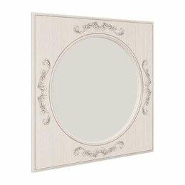Зеркала - Зеркало навесное Каролина (ШxГxВ) мм:830x35x830, 0