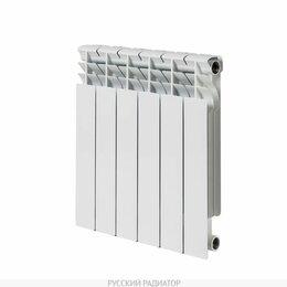 Радиаторы - Радиатор алюминиевый Корвет 500/80 12 секций, 0