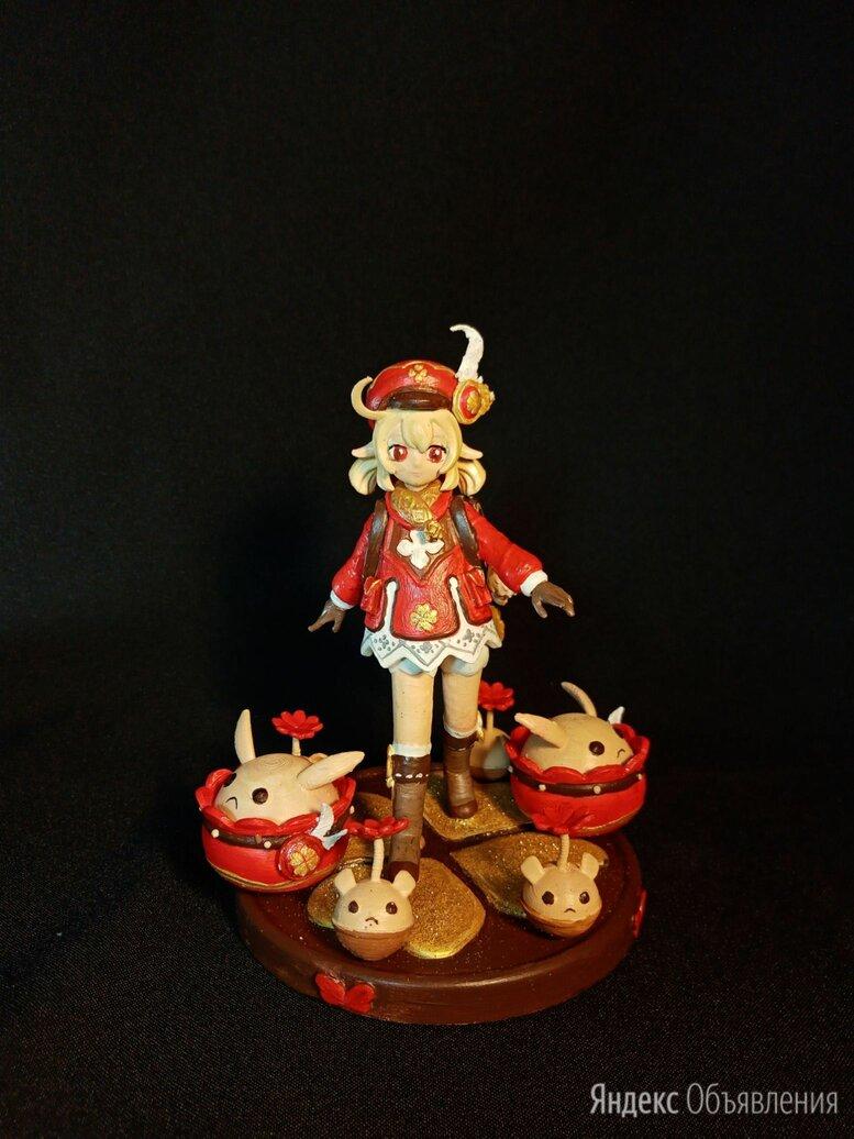 Фигурка Кли Genshin Impact по цене 1974₽ - Статуэтки и фигурки, фото 0