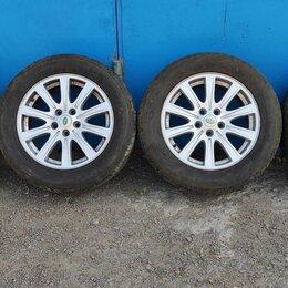 Шины, диски и комплектующие - Летние колеса в сборе на Land Rover бу, 0