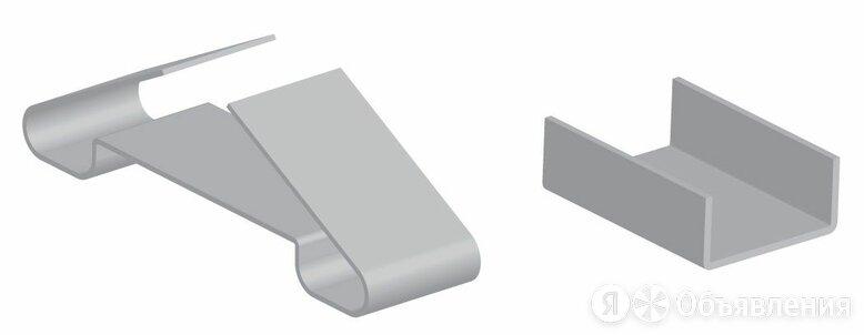 Зажим крепежный СР.2-50 М по цене 55₽ - Товары для электромонтажа, фото 0