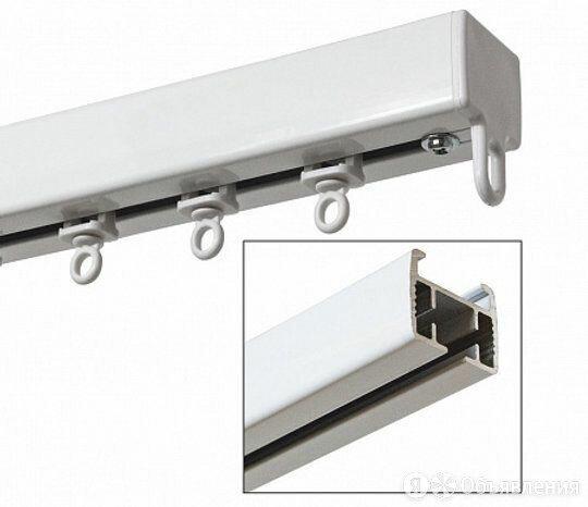 Карниз алюминиевый  для тяжелых штор весом до 100кг., шина Глайд по цене 3000₽ - Карнизы и аксессуары для штор, фото 0
