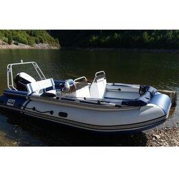 Моторные лодки и катера - Лодка РИБ Voyage V-AL 460 FB, 0