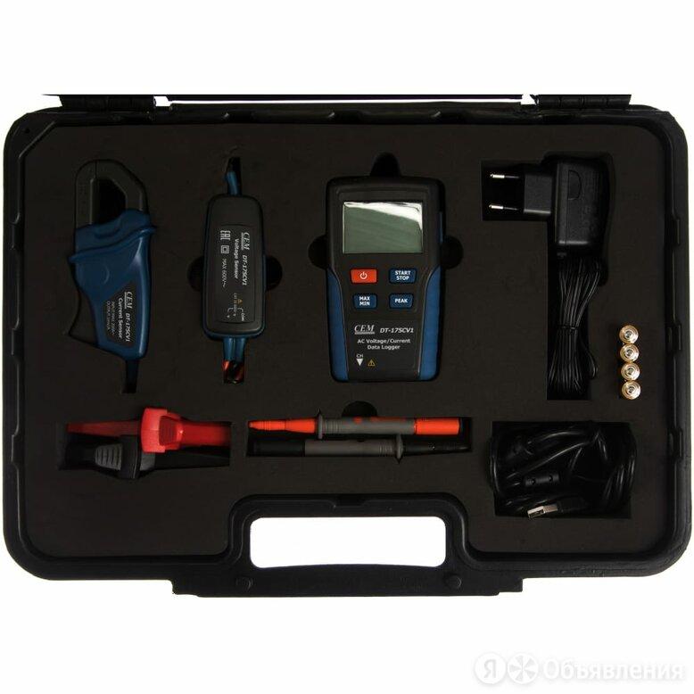 Регистратор тока и напряжения СЕМ DT-175CV1 по цене 15730₽ - Измерительные инструменты и приборы, фото 0